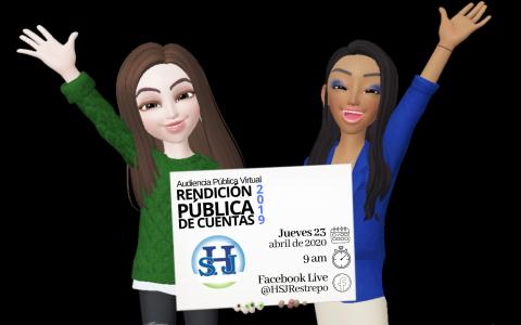 Audiencia Pública de Rendición de Cuentas Vigencia 2019