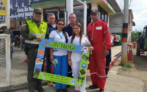 Socialización Planes de Contingencia E.S.E. Hospital San José